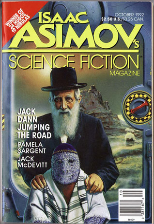 Isaac Asimov's Science Fiction Magazine, October 1992 (Asimov's Science Fiction, #191)