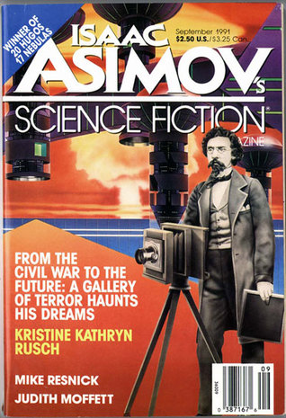 Isaac Asimov's Science Fiction Magazine, September 1991 (Asimov's Science Fiction, #175)
