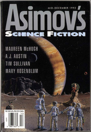 Asimov's Science Fiction, Mid-December 1992 (Asimov's Science Fiction, #195)