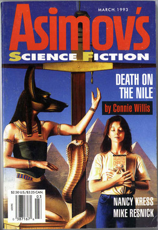 Asimov's Science Fiction, March 1993