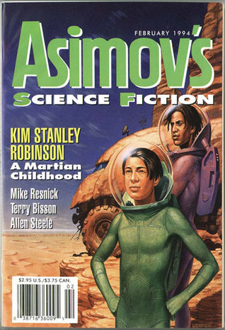 Asimov's Science Fiction, February 1994