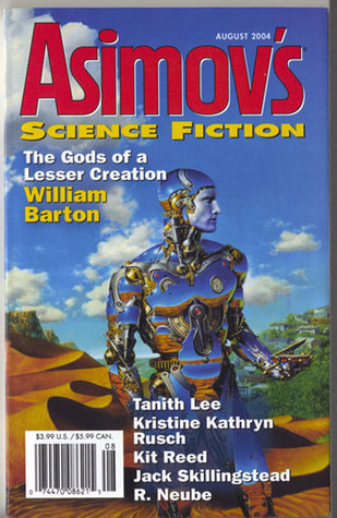 Asimov's Science Fiction, August 2004 (Asimov's Science Fiction, #343)