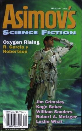 Asimov's Science Fiction, February 2005