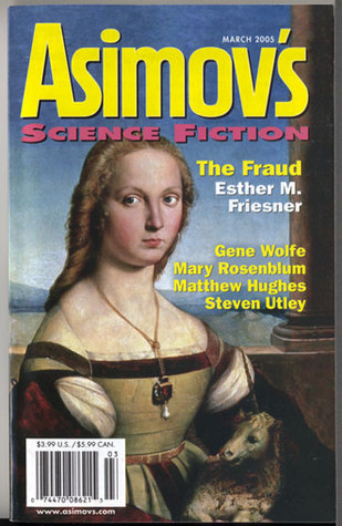 Asimov's Science Fiction, March 2005