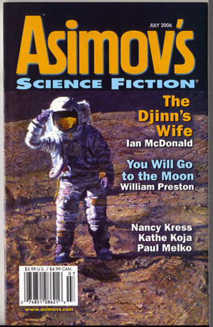 Asimov's Science Fiction, July 2006