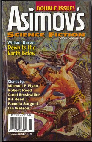Asimov's Science Fiction, October/November 2006