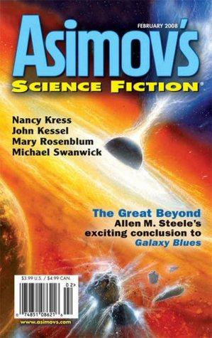 Asimov's Science Fiction, February 2008