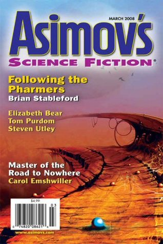 Asimov's Science Fiction, March 2008
