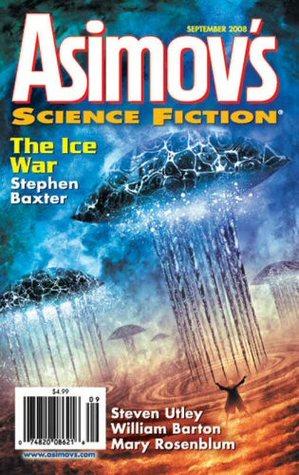 Asimov's Science Fiction, September 2008
