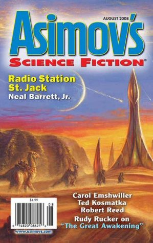 Asimov's Science Fiction, August 2008