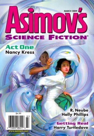 Asimov's Science Fiction, March 2009