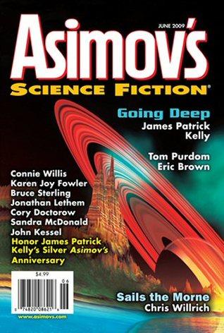 Asimov's Science Fiction, June 2009