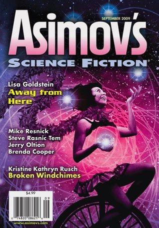 Asimov's Science Fiction, September 2009