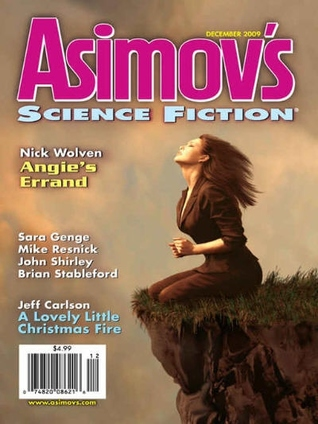 Asimov's Science Fiction, December 2009