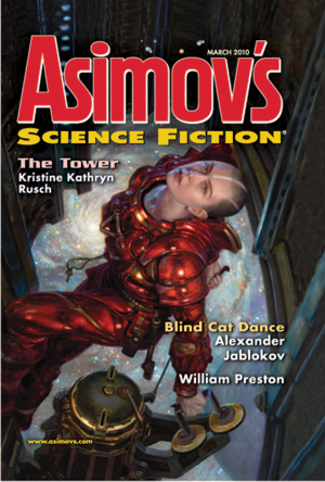 Asimov's Science Fiction, March 2010