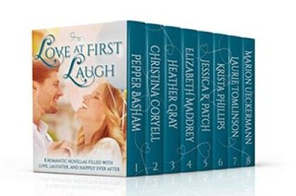 Love at First Laugh by Krista Phillips