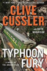 Book Review: Clive Cussler and Boyd Morrison's Typhoon Fury