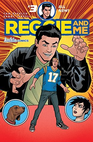 Reggie and Me (2016-) #3 (Reggie and Me (2016-2017))