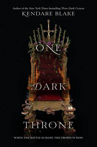 One Dark Throne (Three Dark Crowns, #2)