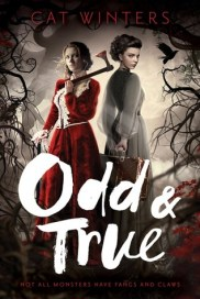 book cover of odd & true