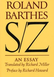 S/Z: An Essay Pdf Book
