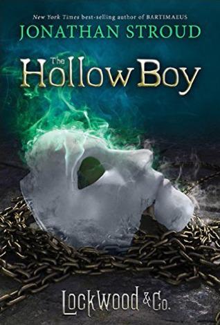Recenie: Lockwood & co 3: The hollow boy van Jonathan Stroud