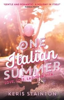 Image result for one italian summer keris