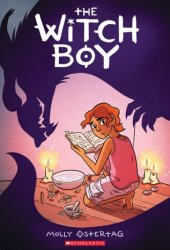 The Witch Boy Book