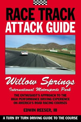 """Race Track Attack Guide - Willow Springs - """"Big Willow"""""""
