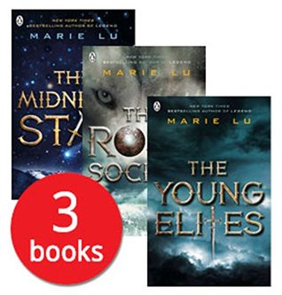 The Young Elite 3 Books Set Marie Lu Collection