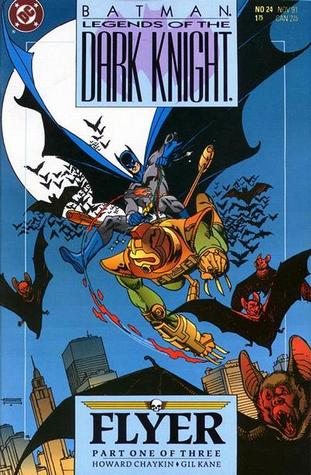 Batman: Legends of the Dark Knight #24 (Flyer Part One)