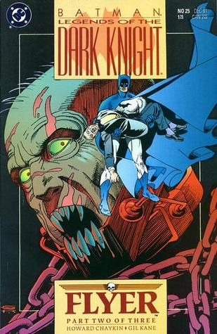 Batman: Legends of the Dark Knight #25 (Flyer Part Two)