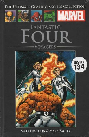 Fantastic Four: Voyagers (Marvels Ultimate Graphic Novels Collection)