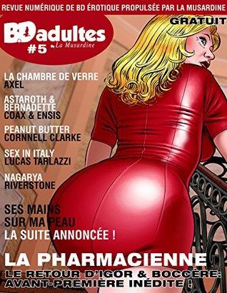 BD-adultes, revue numérique de BD érotique #5