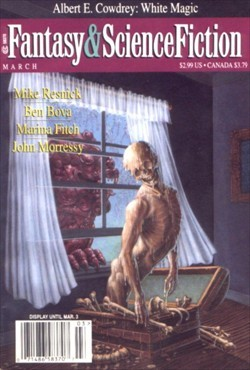 Fantasy & Science Fiction, March 1998 (The Magazine of Fantasy & Science Fiction, #560)