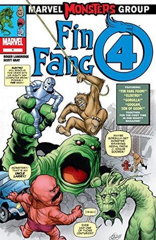 Marvel Monsters: Fin Fang 4 (2005) #1 (Marvel Monsters (2005))