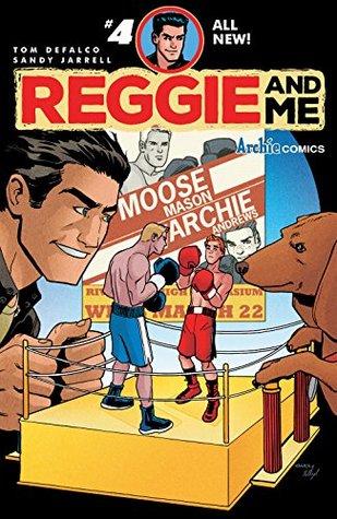 Reggie and Me (2016-) #4 (Reggie and Me (2016-2017))