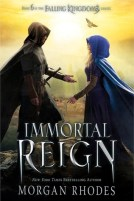 Immortal Reign (Falling Kingdoms, #6)