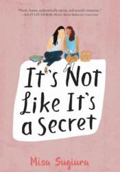 It's Not Like It's a Secret Pdf Book