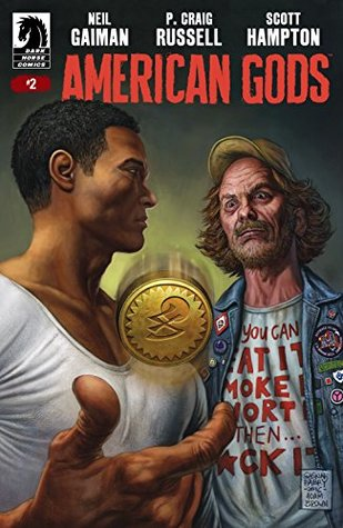 American Gods: Shadows #2