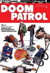 Doom Patrol, Volume 1: Brick by Brick Book Pdf