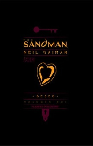 Sandman Absolute 2: Deseo