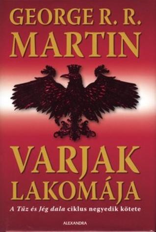 Varjak Lakomája (A Tűz és Jég Dala, #4)