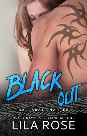 Black Out (Hawks Motorcycle Club, #3)