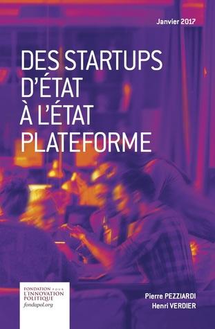 Des Startups d'état à l'état plateforme