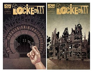 Locke & Key 7 Alpha #1, #2 First Printing Comics Set SEALED