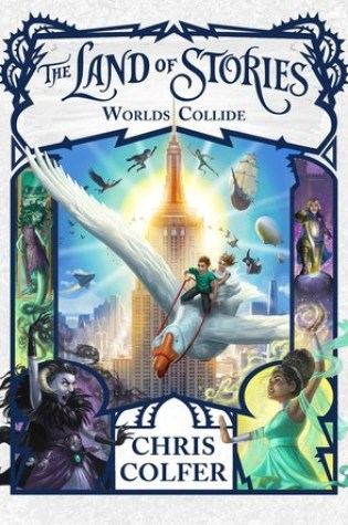 Worlds Collide (The Land of Stories, #6) Book Pdf ePub