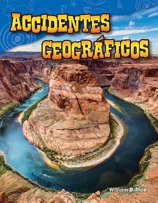 Accidentes Geograficos (Landforms) (Spanish Version) (Grade 2)