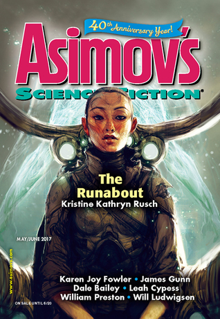 Asimov's Science Fiction, May/June 2017