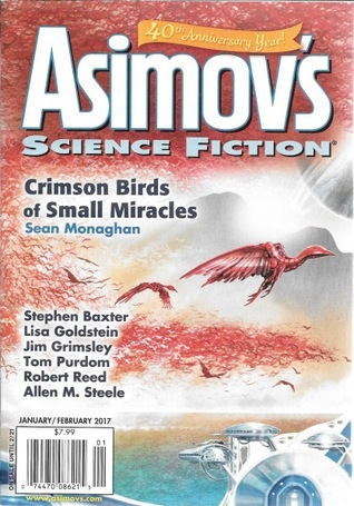 Asimov's Science Fiction, January/February 2017